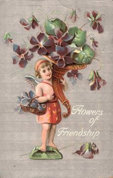 Flowers of Friendship by Yesterdays-Paper
