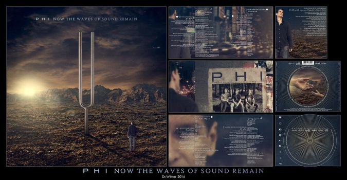 Phi - ''Now The Waves Of Sound Remain'' by DrWinter