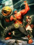 Street Fighter - Hakan by GENZOMAN