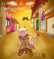 Chapter 8: The independant temple by 32d