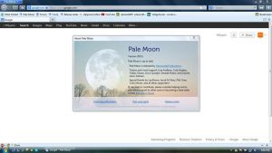 Pale Moon Web Browser For Windows by a11ryanc