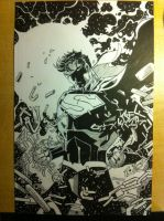 Superman Inked by Stryker224