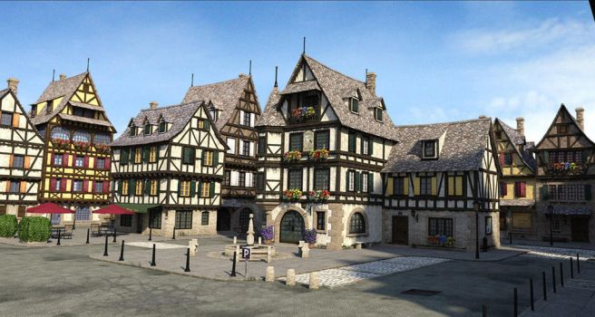 Alsace by Faveral