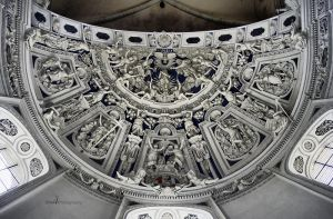 Cathedral Ceiling by m3tzgore