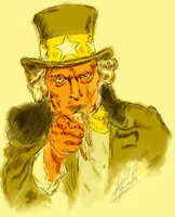 Uncle Sam by Garcho