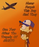 .:. One Year After MH370 .:. by Rise-Of-Majora