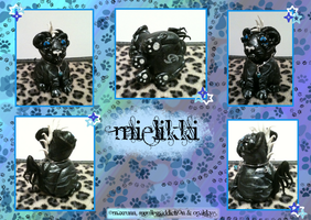 Polymer Clay Trade: Mielikki by OpalSkye