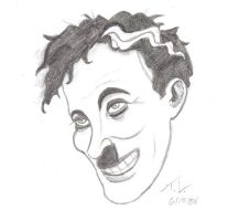 Charlie Chaplin, Smile by tree27