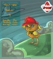 Pokemon Scouts App- Torch-Wood by UmbraNix