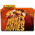 Monty Python Collection Folder Icon by gterritory