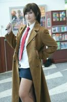 Female 10th Doctor by Invader-Miku