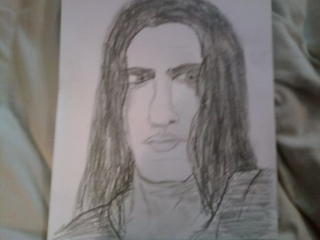 Peter Steele by SephirothCrow