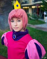 Prince Gumball : Adventure Time by squkyshoes