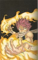 Natsu The Dragon Slayer by ReyAzul