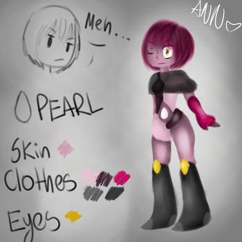 ADOPTABLE - GEMSONA - PEARL ~OPEN~ by Rui-ChanxD