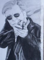 Horatio Caine by Nich-ola