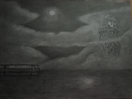 Train in the Night by EveMisterunderstood