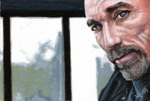 Jackie Earle Haley ACEO by Aiwe
