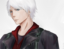Devil May Cry 4 by Kirikiri214