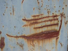 Metal Rust Texture 31 by FantasyStock