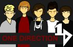 One Direction by tealbabe