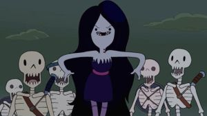 Tales From Ooo: Marceline The Tutor Part Three by Negative--Space