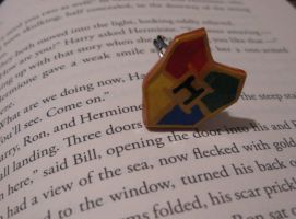 Hogwarts Crest Ring by tanytany