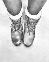 Boots sketch by kinannti
