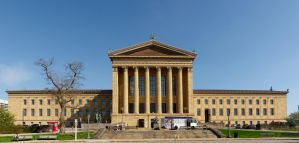 Philadelphia Museum of Art by dseomn