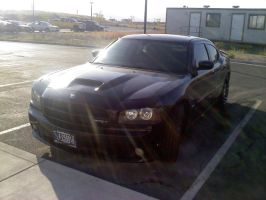SRT8 Charger by KateKannibal