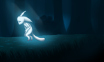 Ori and the Blind Forest by wolftales1