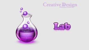 lab logo by rachel1009