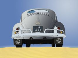 Vdub Summer by andyhutchinson