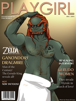 PLAYGIRL- Ganondorf Dragmire by tavington