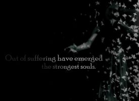 The Strongest Souls by LivvieBrundle
