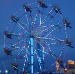 Ferris Wheel by 17Fidelis75