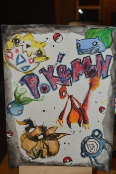 Pokemon Insanity by Kenziekuu1997