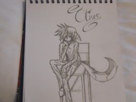 Sad Oliver by ShadownChaosforevr