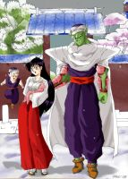 First Born Namek-Girl by Yabu07