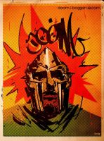 MF DOOM by bagger043