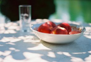 summer lunch and sunshine by andrea-ioana