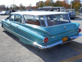 1960 Buick LeSabre Station Wagon III by Brooklyn47