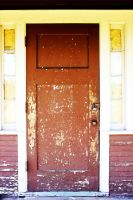 Closed Door by LLJPhotography