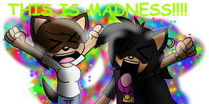 |.: DIS IS MADNESS!!:.| by xXCrazyMusicLoverXx