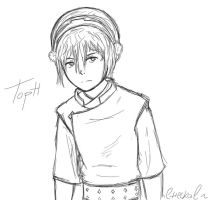 toph bei fong by checkal