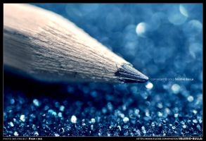 Frozen Pencil II by ValerioBulla