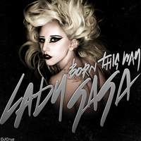Lady GaGa - Born This Way v.2 by DJ-Cruz