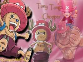 Wallpaper Chopper by GueparddeFeu