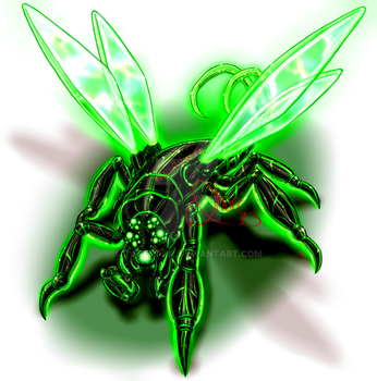 Cybug by tasertail