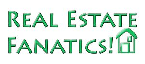 Real Estate Fanatics logo by fartoolate